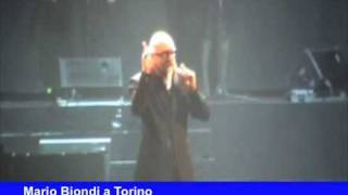 mario biondi a torino-this is what you are