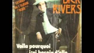 Dick Rivers - Baby doll. (1985 ) wmv