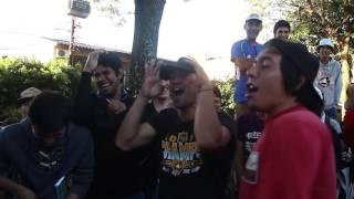 Nderahardcore - Mister H y Darax VS Flex y Darch (BATALLON)