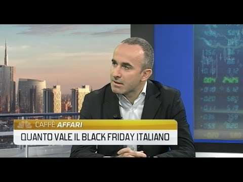 Black Friday - Intervista a Nicola Cattarossi, Managing Director SER di Groupon