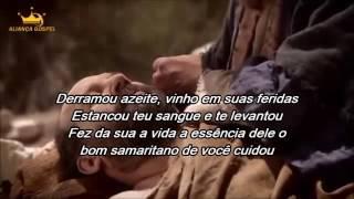 Anderson Freire O bom samaritano com legenda
