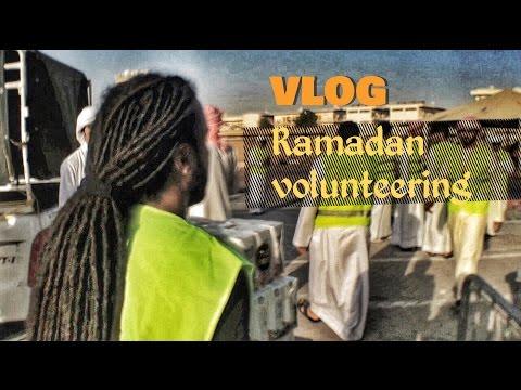 VLOG - Ramadan Volunteer Work