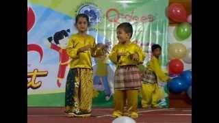 Baby Adib Concert -  Joget Pahang