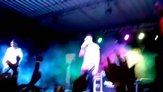 Hungria Hip Hop - Cama de Casal Ao Vivo em João Pessoa PB
