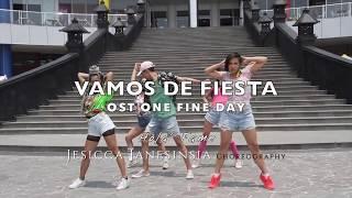 Dance OST One Fine Day #2 (Vamos De Fiesta)