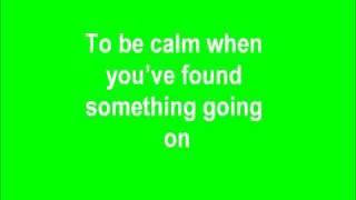 Ronan Keating - Father and Son Lyrics