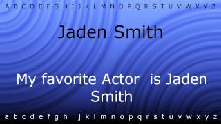 Here I will show you how to say 'Jaden Smith' with Zira.mp4