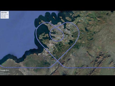 Frá Íslandi til Kína: heillakveðjur til framlínunnar | Icelandair
