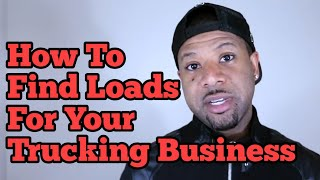 Hot Shot Trucking Business Q and A, Loadboards, Dispatch