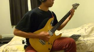 """In Due Time""- Killswitch Engage (guitar cover)"