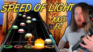 Speed of Light 100% SIGHTREAD FC [Stratovarius]