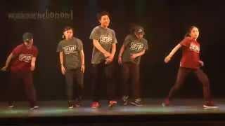 Stepperz Delight / TEENS DANCE@PIECE 2015 DANCE SHOWCASE