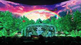 The Wonky Song by Monxx and Walter Wilde: Excision Denver, Colorado 2017