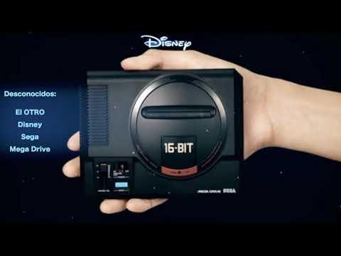 """Desconocidos: El """"otro"""" Disney SEGA Mega Drive"""
