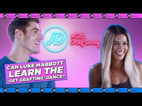 jdsports.co.uk & JD Sports Voucher Code video: LUKE MABBOTT VS JOANNA CHIMONIDES: LOVE ISLAND DANCE BATTLE   JD GET GRAFTING