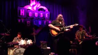 The White buffalo live feb 2015 Darlin what have I done