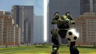 WAR ROBOTS PLAY FOOTBALL too 🔥 WR funny Rogatka football practice