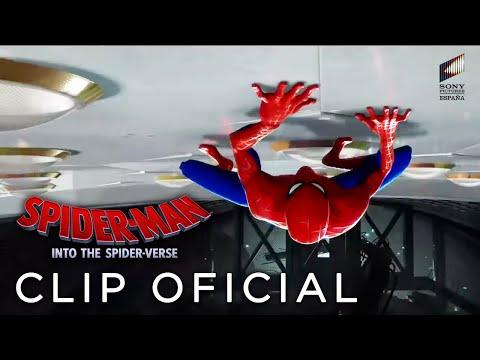 SPIDER-MAN: UN NUEVO UNIVERSO. Los Spideys se unen. En cines 21 de diciembre.