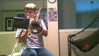 """""""Funkytown"""" on Trombone!"""
