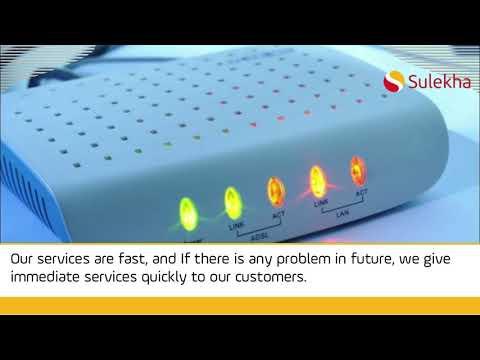 Top 10 Internet Service Providers, High Speed ISP | Sulekha