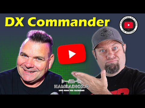Catching up with the DX Commander - Callum, M0MCX, Lunchtime Livestream