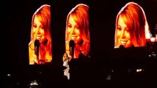 Mariah Carey  (The Sweet Sweet Fantasy Tour: Durban) - When You Believe (The Prince Of Egypt)