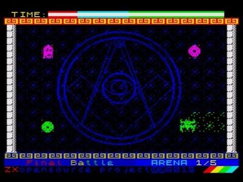 Selección de Juegos Homebrew Spectrumeros 20