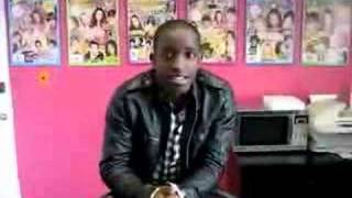 Elijah Kelley of HAIRSPRAY at Popstar!'s Offices!