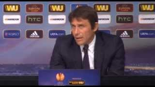 A.Conte si lamenta. Post Juve-Benfica - che cazzo dici!!