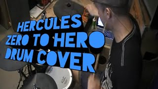 Disney's Hercules - Zero to Hero Drum cover (Finnish)