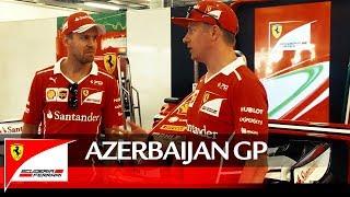 Azerbaijan Grand Prix  – Our weekend so far..