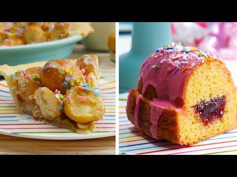 4 Easy Homemade Donut Recipes   Amazing Dessert Ideas by So Yummy