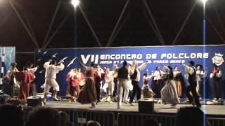 VII Encontro de Folclore Porto Santo 2009 - Baile Corrido Grupo Folclore do Rochão