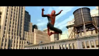 Spider-Man Swings To The Clock Tower (Alternate Scene) - Spider-Man 2 (1080p)