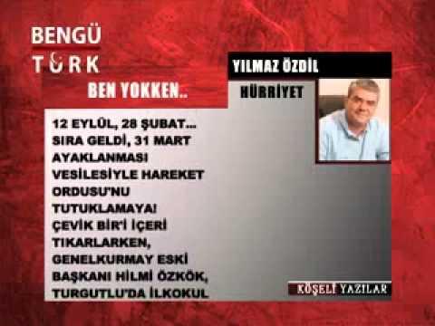 Yılmaz Özdil: Ben yokken... Sıra geldi Hareket Ordusu'nu tutuklamaya, AKP Türkiyesi Özeti