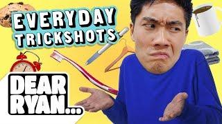 Everyday Trickshots! (Dear Ryan) width=