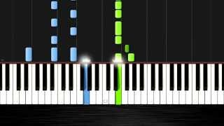 Fall Out Boy - Centuries - Piano Cover/Tutorial by PlutaX - Synthesia