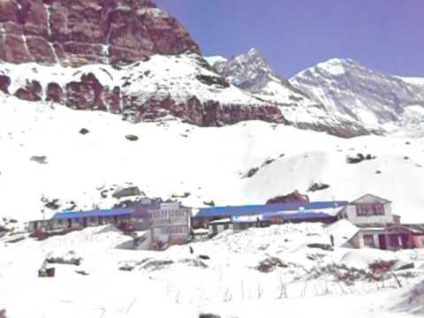 Machhapuchhre Base Camp to Annapurna Base camp