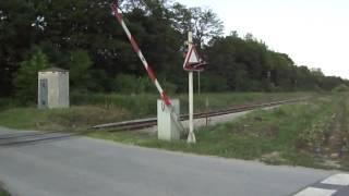Rampa na ŽCPr i vlak