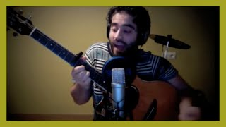 Juan Luis Guerra 4.40 - Tus besos COVER/cover guitarra (en vivo-live)