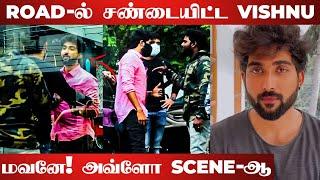 🔴Shocking : உனக்கு என்ன பிரச்சனை ? கடுப்பான Vishnu   Zee Tamil Serial   Cinema News
