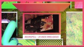 MTV Amplifica | Moonspell, 20 Anos Irreligious