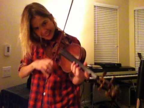 Cantina Band au violon