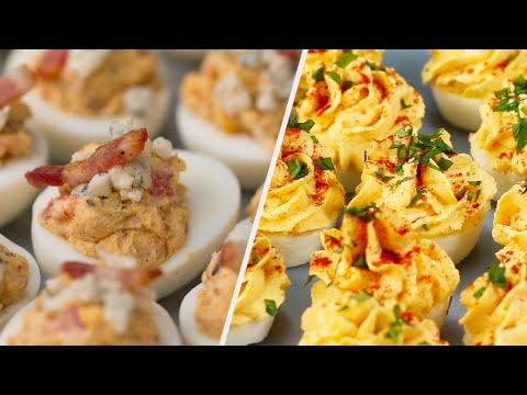 Irresistible Deviled Egg Recipes ? Tasty Recipes