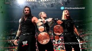 "2013: The Shield 1st WWE Theme Song - ""Special Op"" (HD) + Download Link"