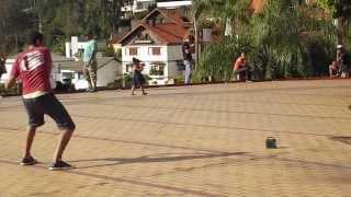 Marcos Martins dancing Skrillex