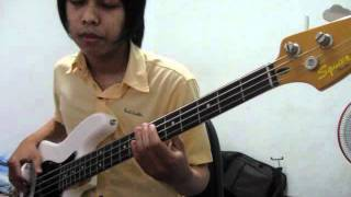 Kiss Me - Sixpence none the richer Bass Cover