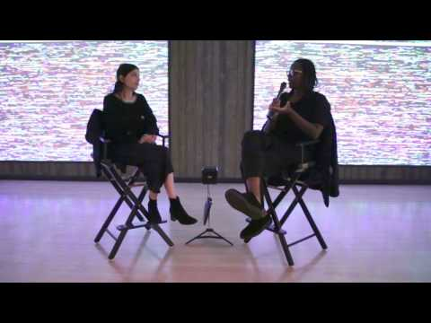 Mickalene Thomas and Rebecca Matalon in Conversation