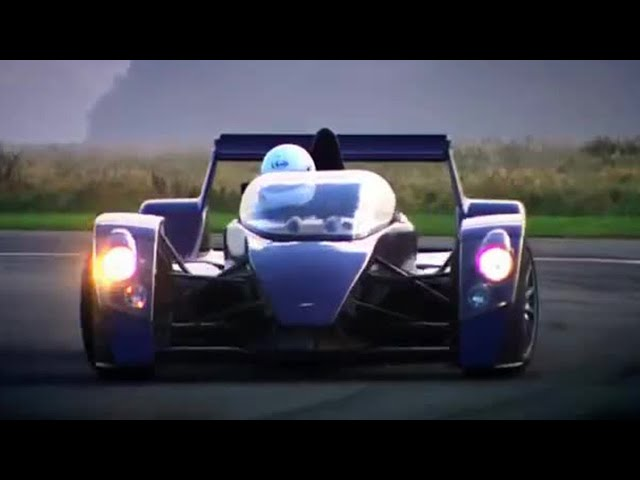 Caparo T1 car review | Top Gear | BBC