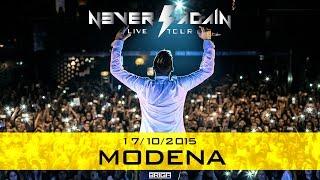 BRIGA LIVE @ MODENA #NeverAgainLiveTour